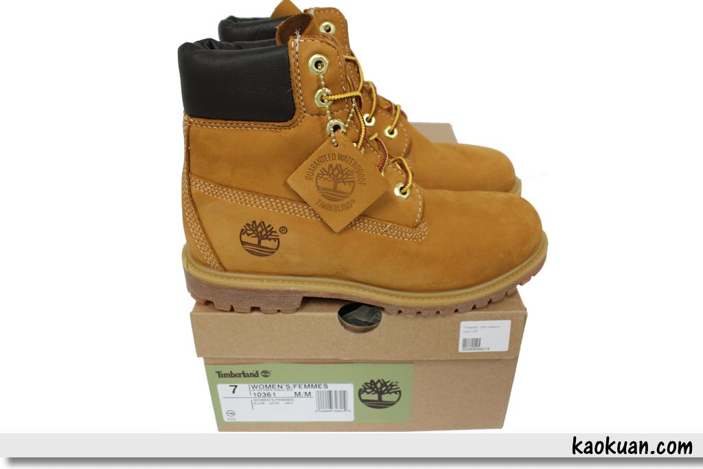 開 箱 timberland 經典 黃 靴 穿 搭 timberland 經典 訂製 ...