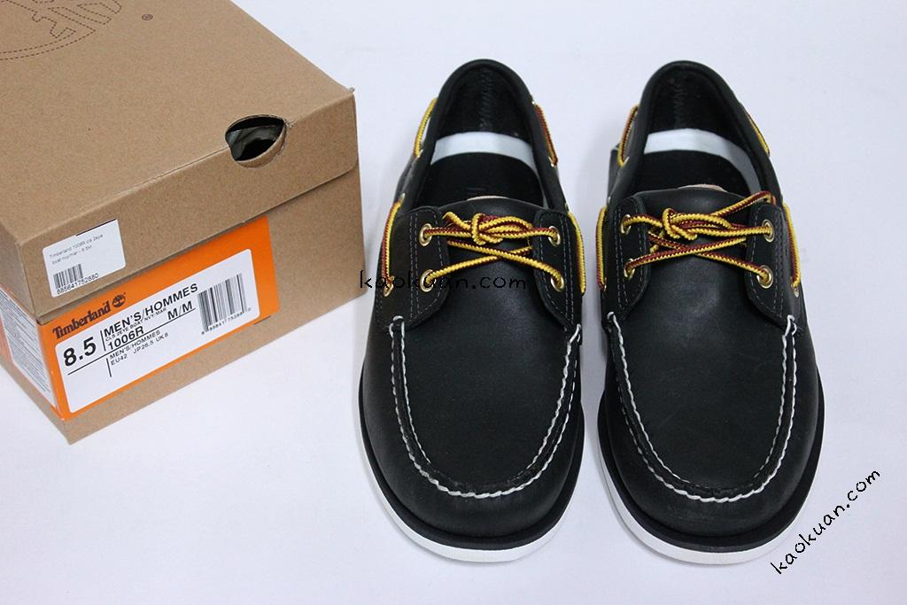 Timberland Classic 2 Eye 1006R 海軍藍 基本款 帆船鞋