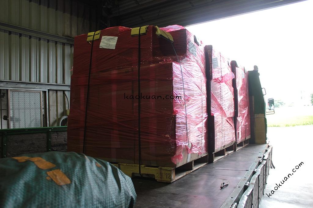 2013 JUNE 美國進口商品到貨