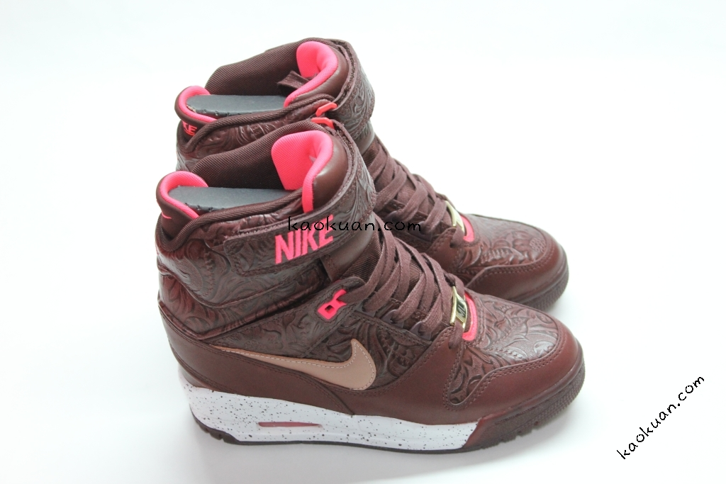 Nike 2013 Air Revolution Sky Hi City Pack MILAN 米蘭 城市 內增高 633525-200