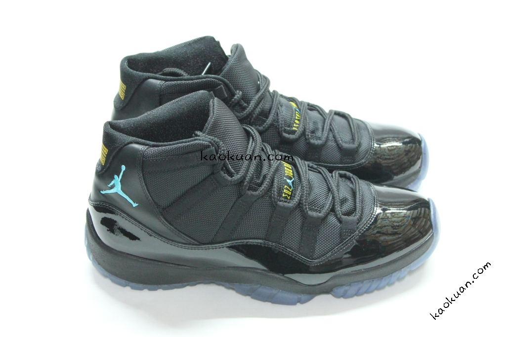 Nike Air Jordan 11 Retro XI Gamma Blue 男鞋 喬丹 AJ11 伽瑪藍 378037 006
