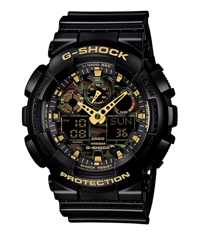 20141112 G-shock到貨款式