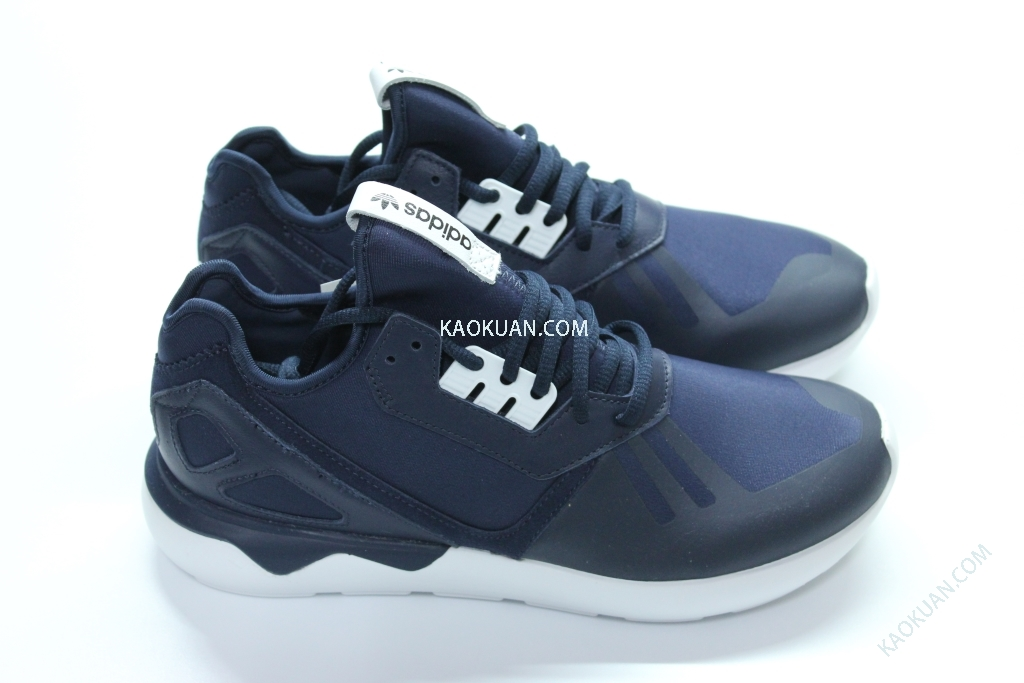 Adidas Originals Tubular Runner 慢跑鞋 Y3 QASA 藍 B41273