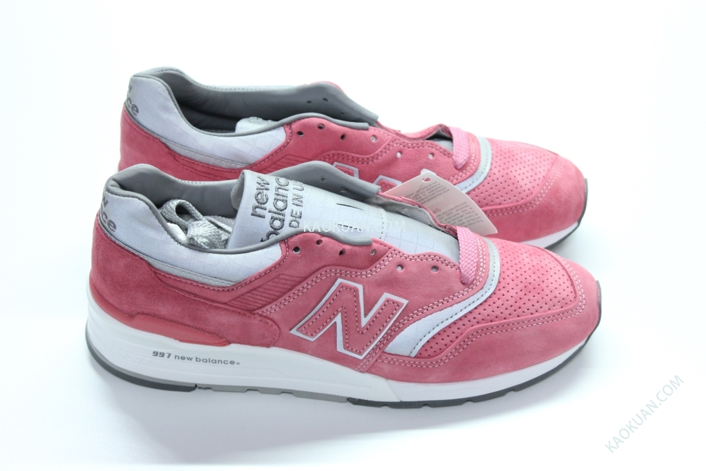 New Balance 997 Concepts USA M997 CPT ROSE 玫瑰 反光 美國製