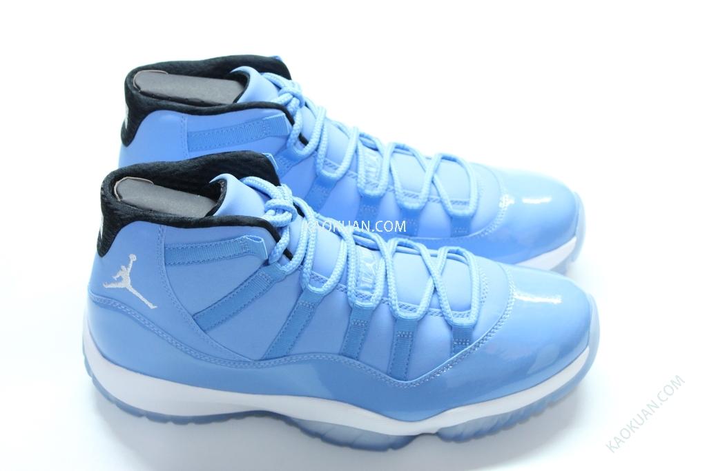 Jordan Ultimate Gift of Flight Pack 11 + 29 白藍 北卡藍 組合包