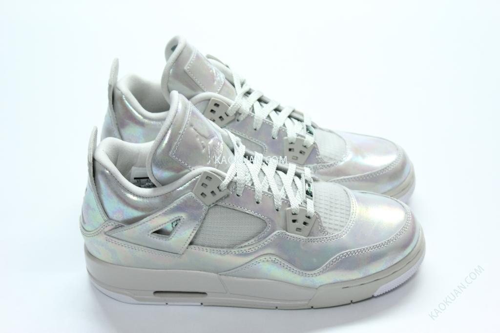 Nike Air Jordan 4 GG Pearl 珍珠白 情人節 AJ4 742639-045