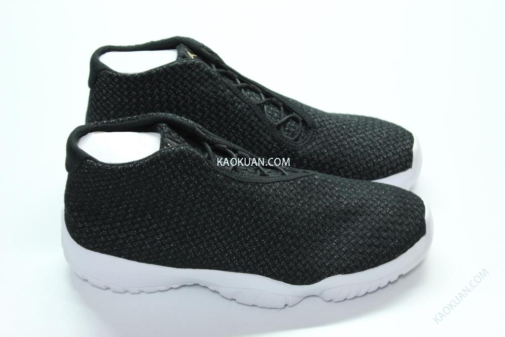 Nike Air Jordan Future Oreo 656503-021 黑白 編織 經典 現貨