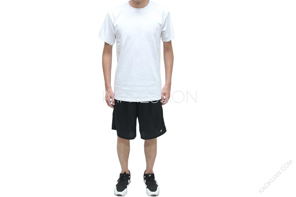 Champion S162 Mesh Shorts 透氣 雙層 網孔 電繡 LOGO 球褲 短褲 現貨