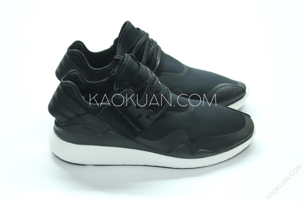 Adidas Y3 Retro Boost Black 黑色 男鞋 運動鞋 S83256