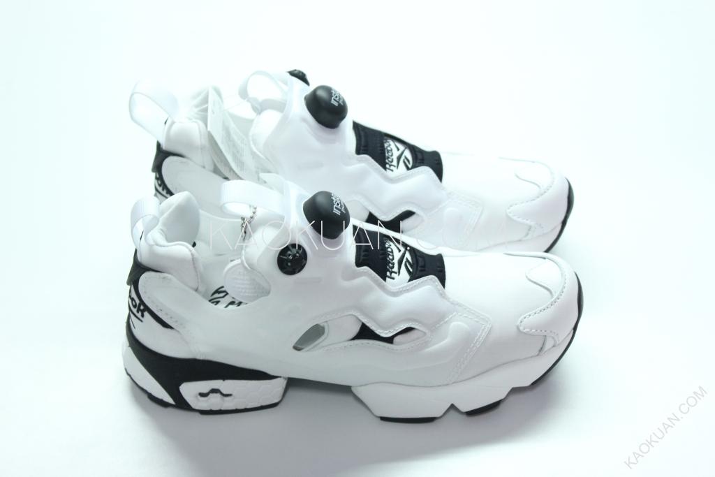 Reebok Insta Pump Fury OG RS 黑 白 慢跑鞋 充氣 限量 V70158