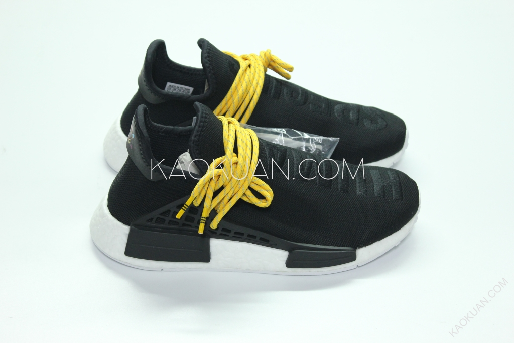 Adidas Pharell Williams PW Human Race NMD 黑色 菲董 BB3068