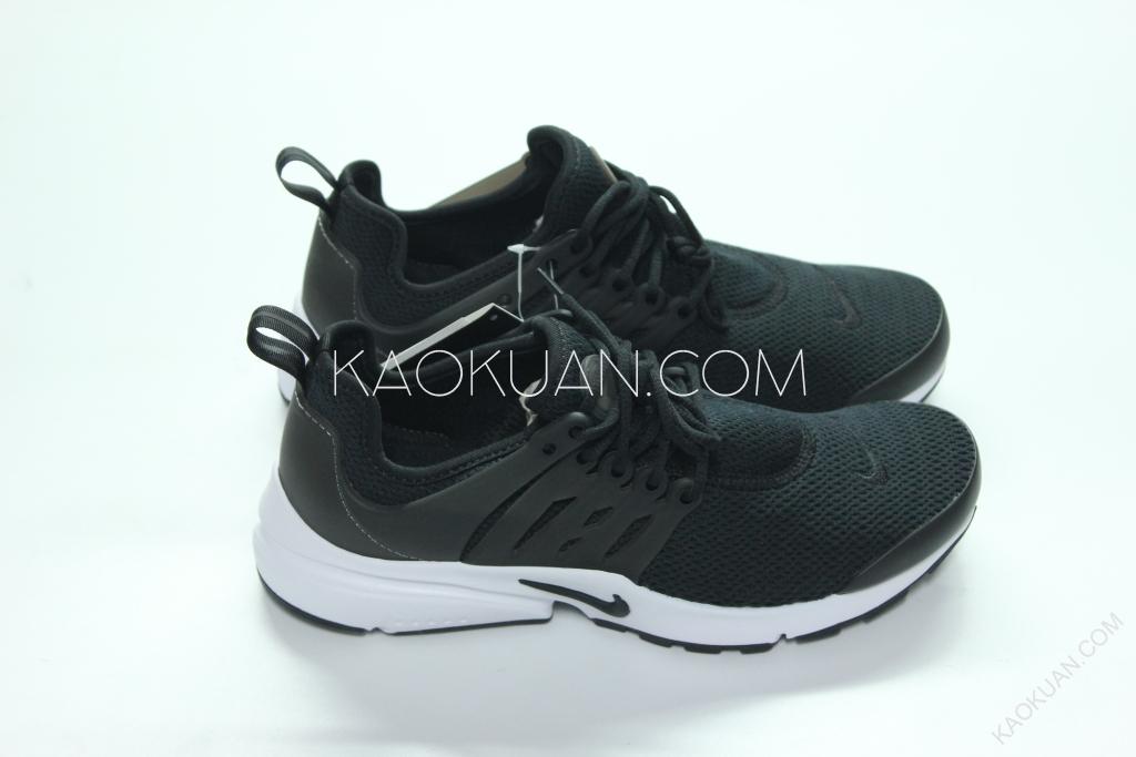 現貨 Wmns Nike Air Presto 黑白 魚骨 女鞋 878068-001