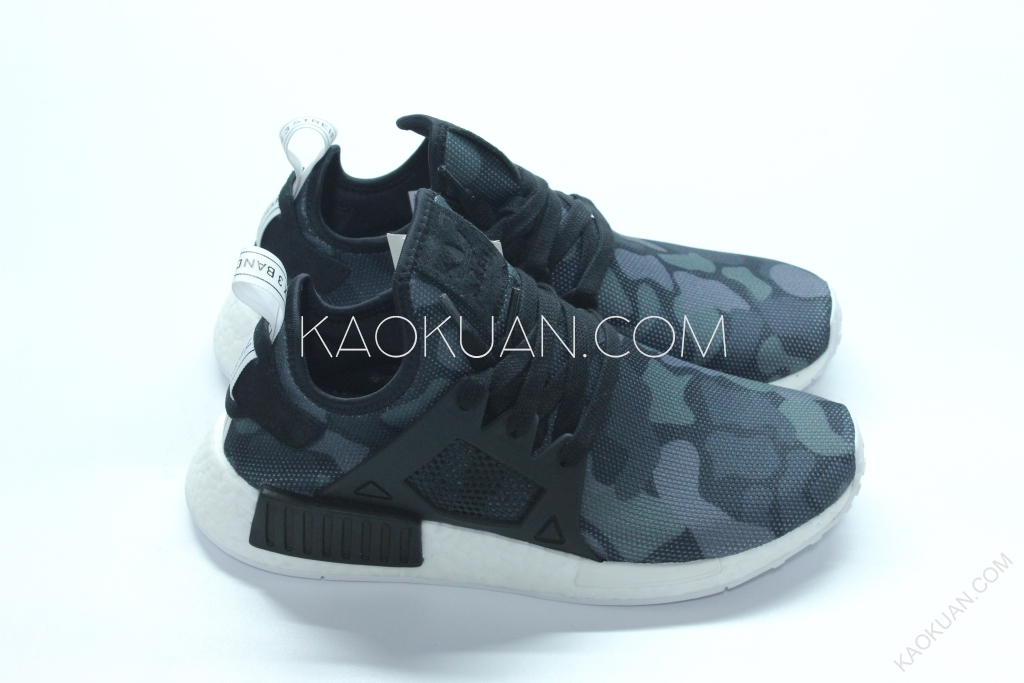 現貨 Adidas Originals NMD XR1 CAMO 黑 迷彩 慢跑鞋 男女 尺寸 BA7231