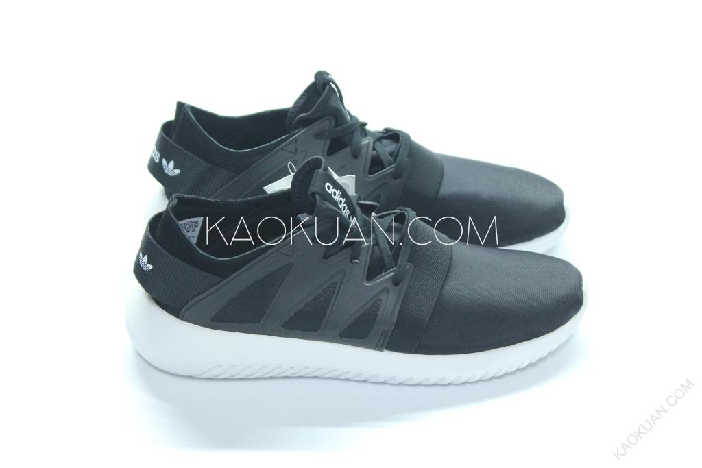 Adidas Originals Tubular Viral W 黑白 忍者鞋 平民版 Y3 S75581