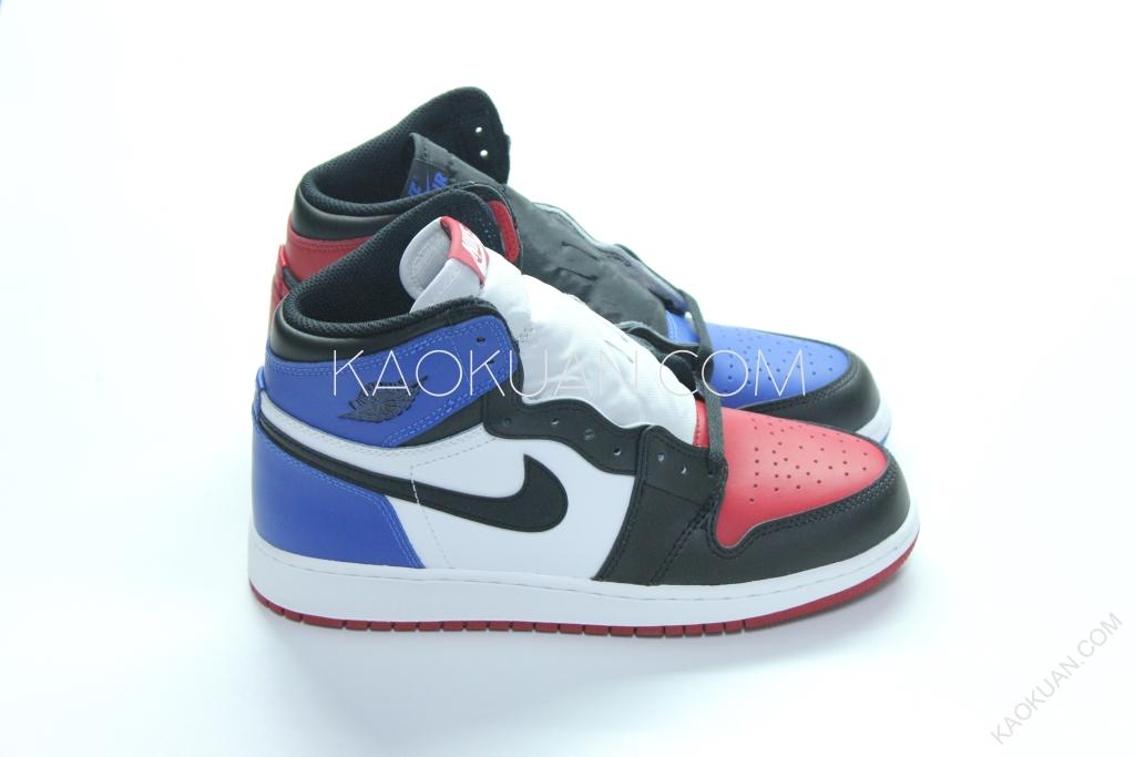 Nike Air Jordan 1 OG AJ1 Top 3 喬丹 鴛鴦 拼色 575441-026