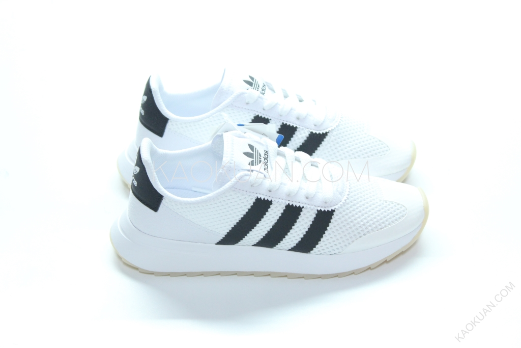 Adidas OG W Flashback FLB 黑 白 麂皮 女款 李聖經 BA7760