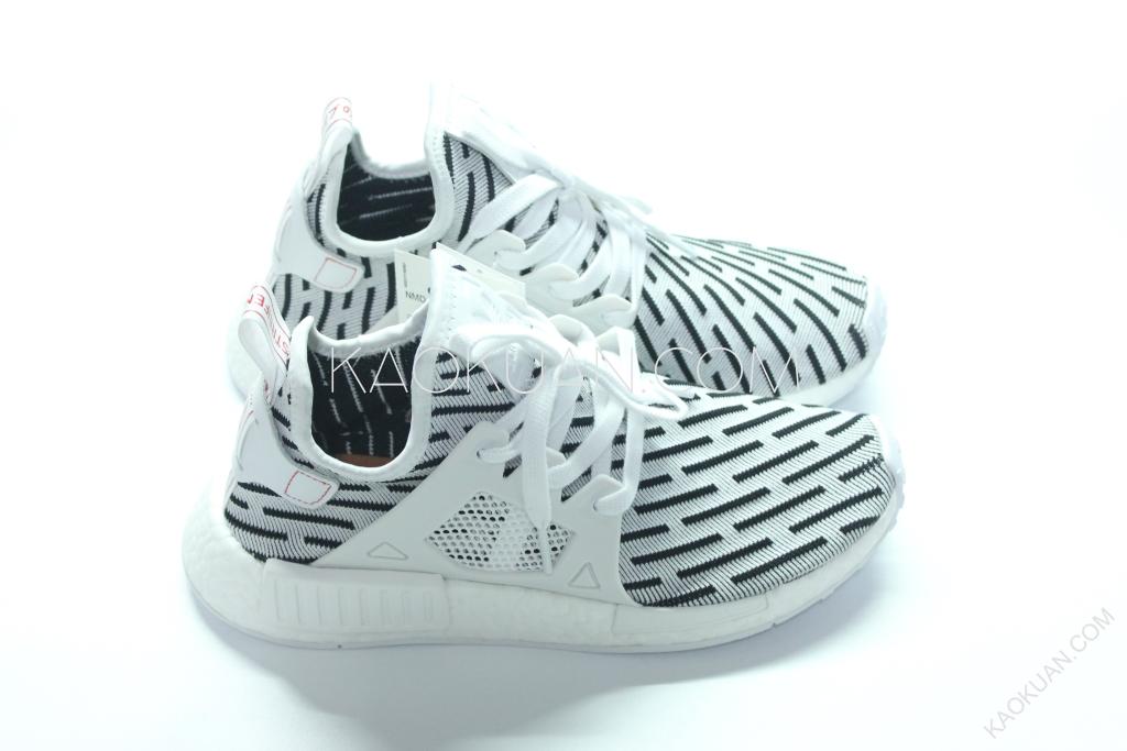 ADIDAS NMD XR1 PK BB2911 BOOST 斑馬 輕量 襪套 機能 休閒鞋 慢跑鞋