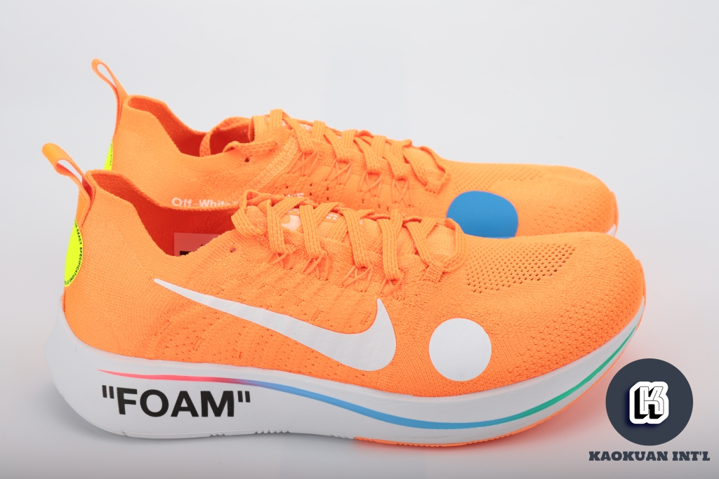 NIKE x OFF-WHITE ZOOM FLY MERCURIAL FK A2215-800